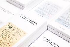 Savvy studio designed this great package and whole new branding for Casa Bosques Chocolates.