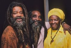 Rastafari Elders Mama Bubbles Bongo Tawney