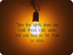 Mat Kearney: Ships in the night, #Lyrics