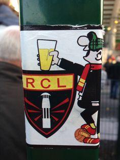 #9 Rc Lens, Football Soccer, Pint Glass, Beer, Racing, Club, Tableware, Root Beer, Running