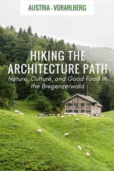 Austria, Hiking the Architecture Path in the A lovely multi-day hike for lovers. Travel Around The World, Around The Worlds, Flora Und Fauna, Travel Inspiration, Travel Ideas, Travel Tips, Austria Travel, Backpacking Europe, Hiking Tips