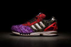 a0f5bdc09789 adidas Consortium x Black Scale  ZX 7000  amp  Forum Hi (Preview) Adidas
