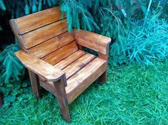 DIY Patio Chair