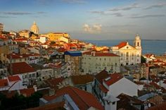 A gourmet's travel guide to Lisbon with tips on Portuguese cuisine, dining etiquette and great restaurants, bars and cafes. Food and wine travel in Lisbon Portugal. Oh The Places You'll Go, Places To Travel, Places Ive Been, Travel Destinations, Places To Visit, Algarve, Travel Around The World, Around The Worlds, Spain And Portugal