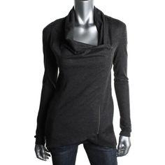 HELMUT LANG NEW Gray Wool Fitted Shawl Collar Jacket Coat S BHFO #HelmutLang #Jacket