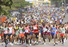 Blog Esportivo do Suíço: Quênia faz mais uma dobradinha e vence a Maratona de São Paulo
