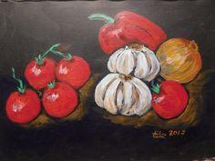 Acrylig painting
