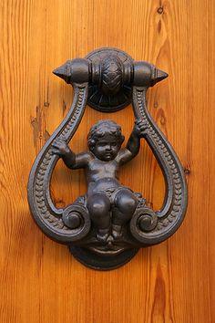 Door Knocker of Italy