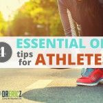 4 Reasons Every Athlete Should Use Essential Oils