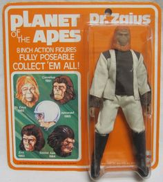 MEGO: 1974 Planet of the Apes DR. ZAIUS Action Figure http://www.ebay.ca/usr/collectiblesbycandb