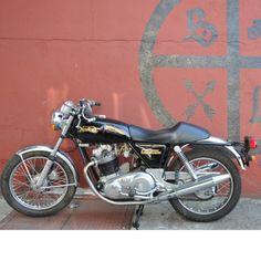 Norton 1974 Commando