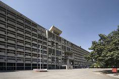 Ministerial Secretariate Punjab governmental complex, Chandigarh 1951-65