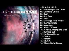 (Full Soundtrack) Hans Zimmer - Interstellar (OST) (2014)