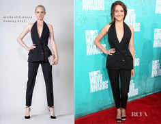 Shailene Woodley In Stella McCartney – 2012 MTV Movie Awards