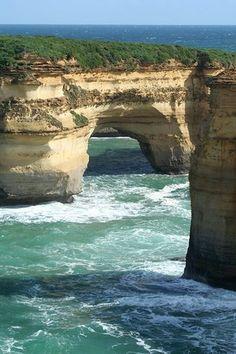along the Great Ocean Road - Victoria, Australia