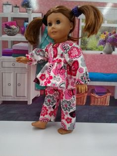 "Night Stars Fleece Hoodie 18/"" doll clothes fits American Girl dolls Handmade"