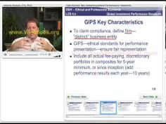 CFA 2013 Level 1 - Videos 4 - Ethical and Profesional Standards (Part 4)