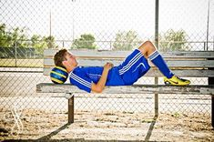 Soccer or could do this on the basketball bench