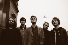Band Of The Week. Washington Irving