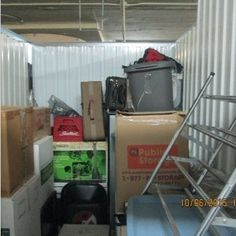 5x10. #StorageAuction in Montreal (2067). Ends Aug 6, 2015 6:45AM America/Los_Angeles. Lien Sale.