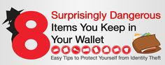 8 Surprisingly Dangerous Items You Keep in Your Wallet