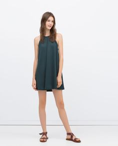 JACQUARD DRESS-Mini-Dresses-WOMAN | ZARA United States