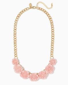 charming charlie | Spring Garden Necklace | UPC: 400000129174 #charmingcharlie