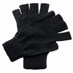 Regatta Unisex Fingerless Mitts Gloves (€14) ❤ liked on Polyvore featuring accessories, gloves, unisex gloves, mitt glove, fingerless mitts, fingerless gloves and mitt