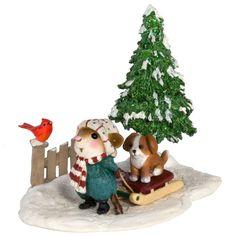 Puppy Love | by Wee Forest Folk