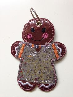 Nearly all the gingerbread designs available in my etsy shop can be Custom made into vinyl keyring/bag charms. Please contact me to discuss your requirements. Gingerbread Man, Gingerbread Cookies, Flight Attendant Life, Sailor, Britain, Unique Gifts, Charms, My Etsy Shop, Artisan