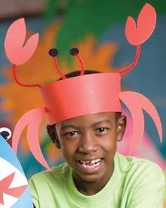 Image result for scholastic crab headband