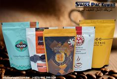 We offer excellent quality and durable Coffee Bags with several features so that they preserve the essential qualities of the coffee for prolonged period of time. http://www.swisspac.com.kw