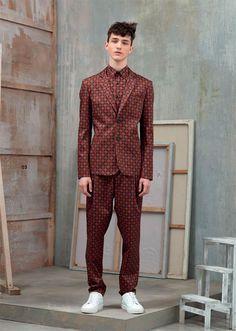 Frankie Morello Fall Winter 2015 Otoño Invierno #Menswear #Trends #Tendencias #Moda Hombre - C.N.M.T.