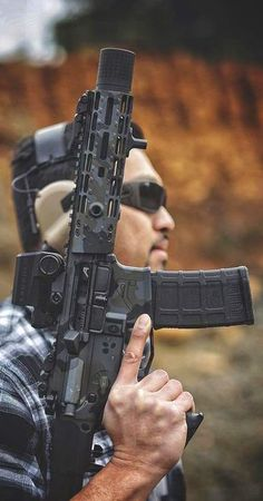 Your Dream Custom Assault Rifle – Custom AR. Build Your Sick Cool Custom Assault Rifle Firearm With This Web Interactive Firearm Builder with ALL the Industry Parts - See it yourself before you buy any parts. Ar Pistol Build, Ar15 Pistol, Ar Build, Military Weapons, Weapons Guns, Guns And Ammo, Airsoft, Custom Guns, Custom Ar
