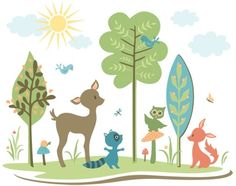 @Jessica Eubanks another cute wall mural