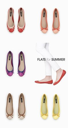 Great flats for summer