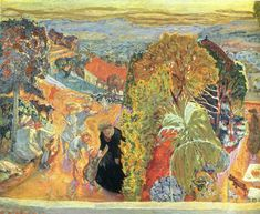 Among the most renowned French artists, Pierre Bonnard (October 3, 1867-January 23, 1947) was a painter and print maker. Description from ppaintinga.com. I searched for this on bing.com/images
