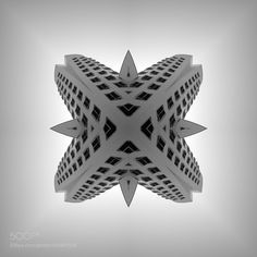Impossible Symmetric Architecture by erikschepers