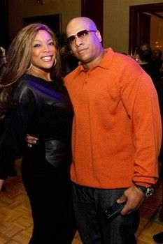 WENDY WILLIAMS AND HUBBY