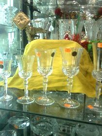 COPAS Y VASOS PERU: COPAS DE CRISTAL - VENTA Flute, Wine Glass, Tableware, Vases, Liquor Bottles, Puertas, Home, Dinnerware, Dishes