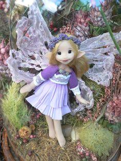 Pretty In Purple Fairy