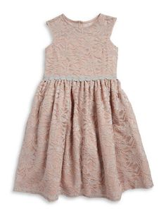 cb88b4d0b5ca BLUSH by Us Angels Glitter Lace Skater Dress (Big Girls) available ...