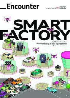 audi encounter smart factory - Cerca con Google