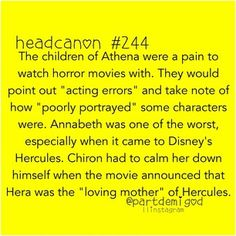 I'm like that.....But I'm sorry - nothing can make up for Disney's Hurcules, it is dreadful. I can't even watch it, it's so bad. *-*