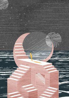 Charlotte Edey's Dreamy Illustrations   Trendland