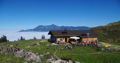 Grassauer Almen, Staudacher Alm & Stoibenmöseralm ++ Drei Touren-Tipps fürs Almwandern im Chiemgau von Andrea Obele. ++ Mit Familien-Tipp ++ Auf geht's!
