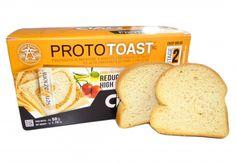 Protein Toast Zwieback.