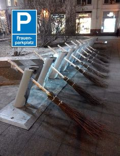 funpot: Frauenparkplatz.jpg von Karsten