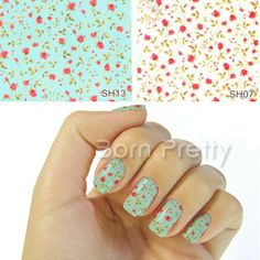 I find an excellent product on @BornPrettyStore, Nail Art Water Decals Transfer Stickers Red Floral pattern stickers at $1.59.   GET 10% OFF WITH THIS CODE: SCT10  http://www.bornprettystore.com/-p-15389.html