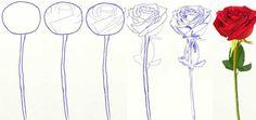 поэтапное рисование карандашом - Поиск в Google